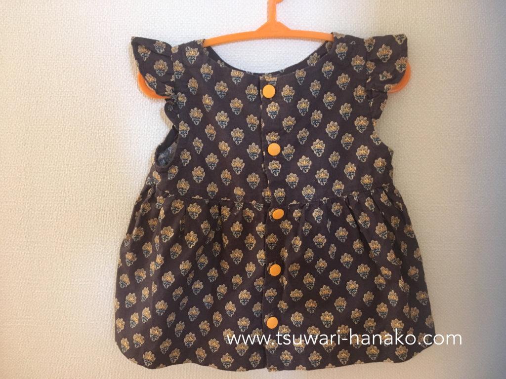 ソレイアードで作った子供服