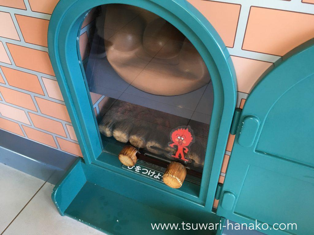 パン工場の窯