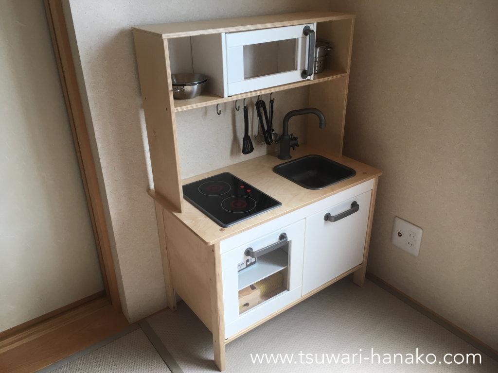 IKEAおままごとキッチンDUKTIG