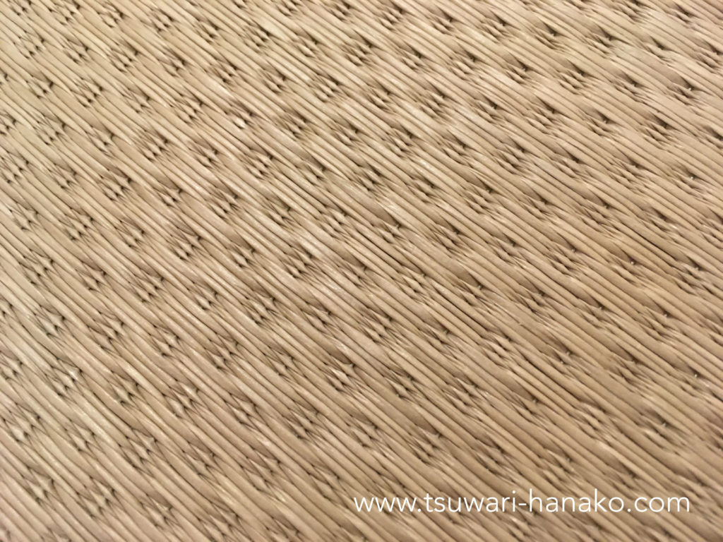 ダイケン和紙畳の灰桜色