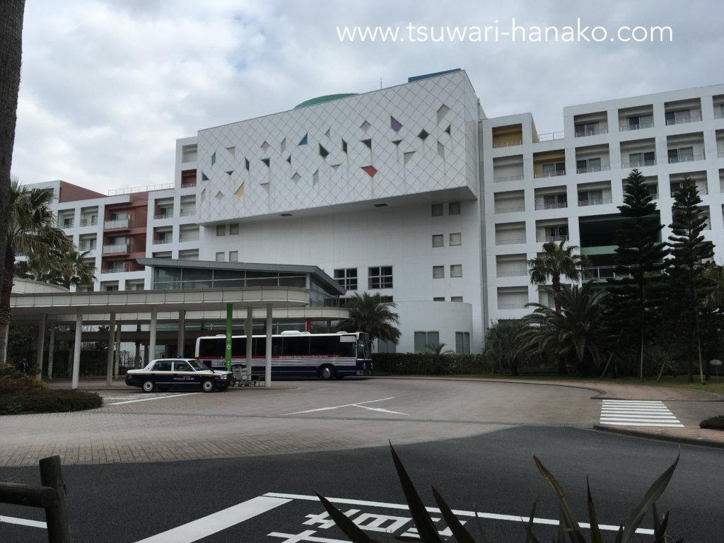 三井ガーデンホテルプラナ東京ベイ外観
