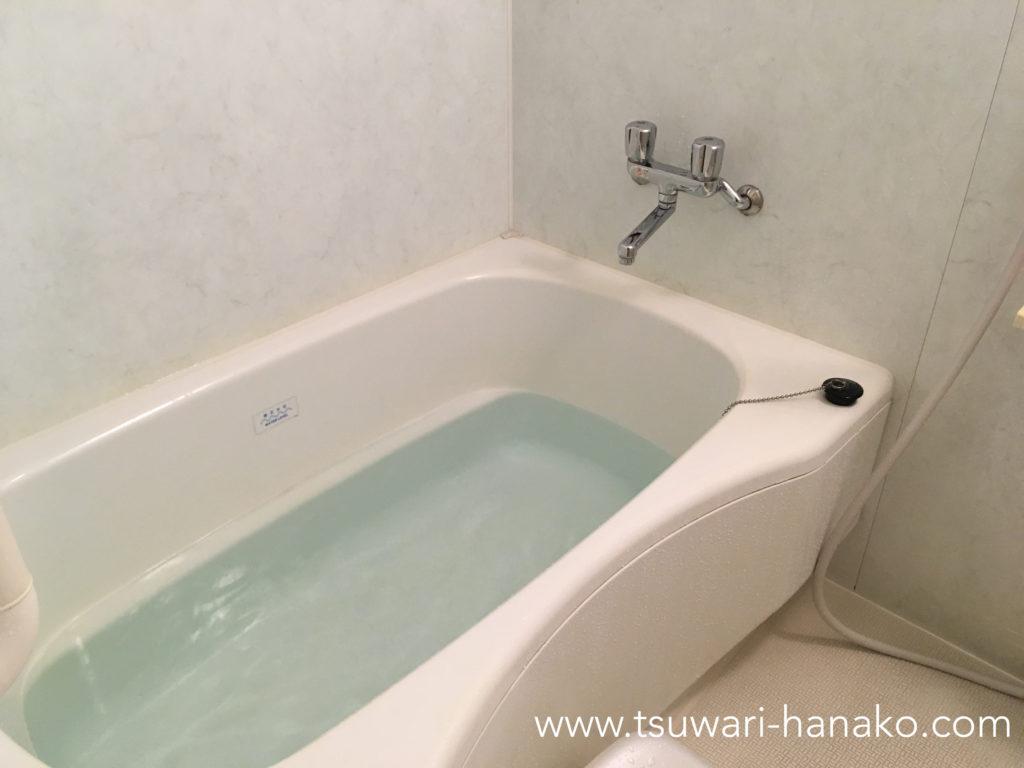 三井ガーデンホテルプラナ東京ベイ客室お風呂