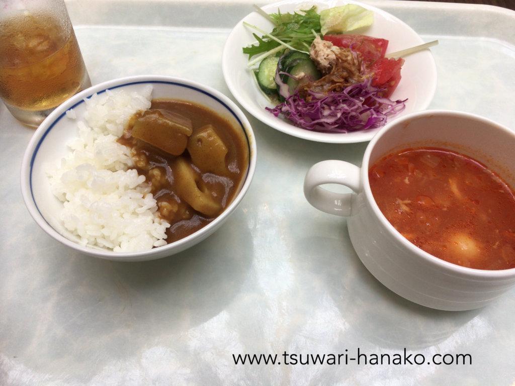 東京ベイ舞浜ホテルファイン・ビュッフェの和風カレー