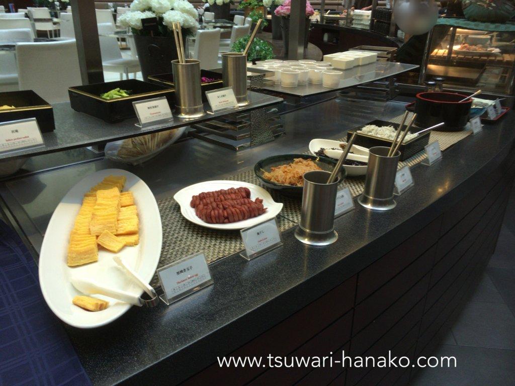 東京ベイ舞浜ホテルファイン・ビュッフェの厚焼き玉子
