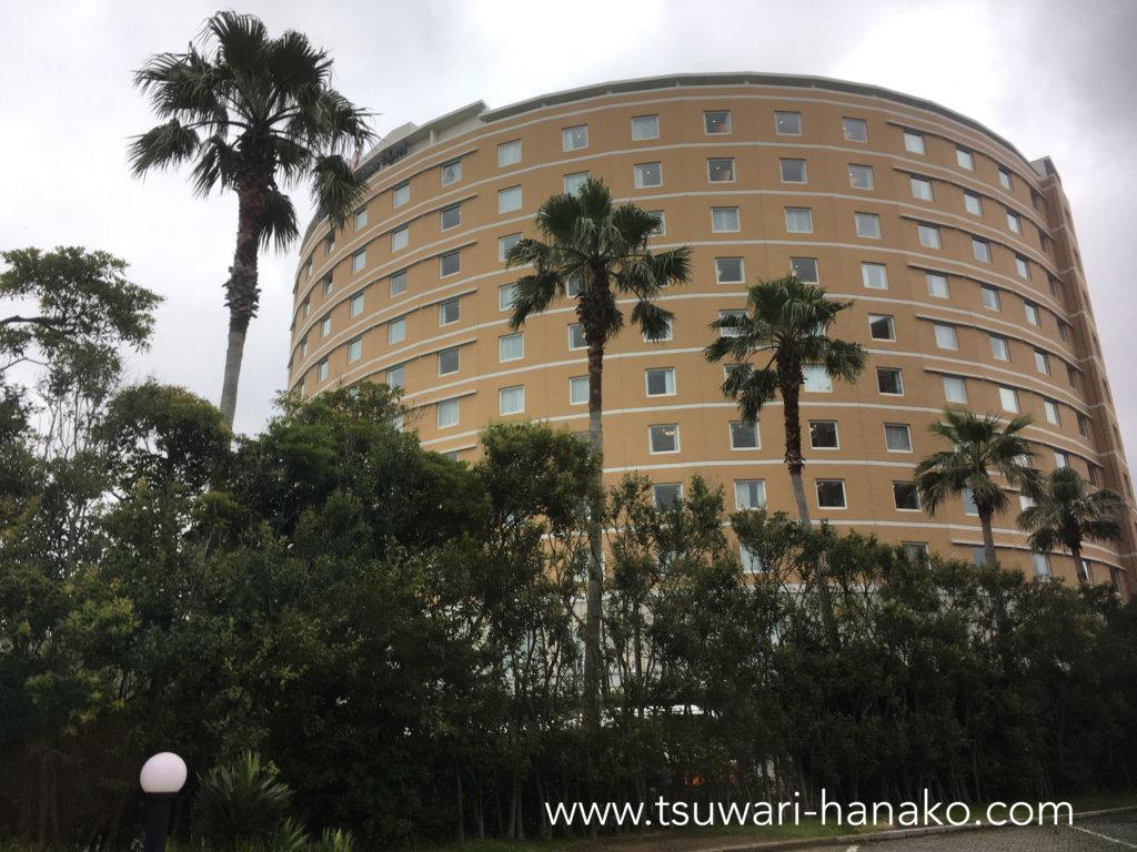 東京ベイ舞浜ホテル外観