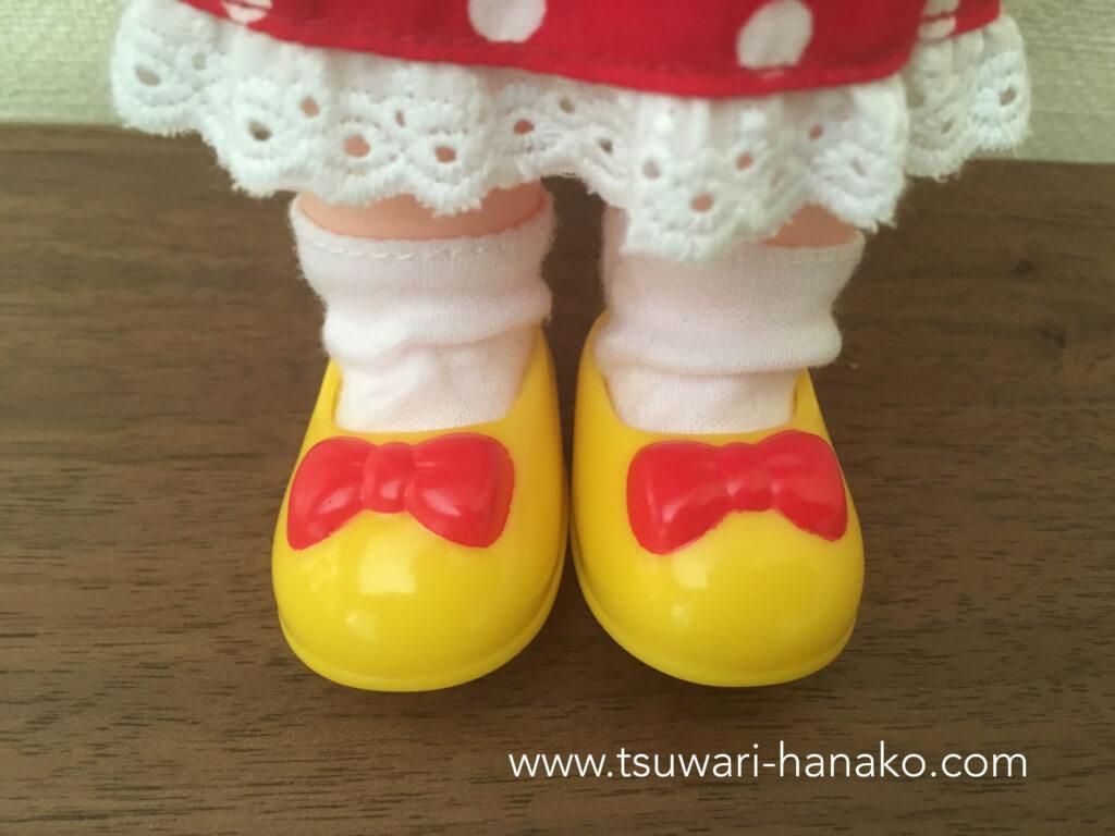 ソランちゃんの靴