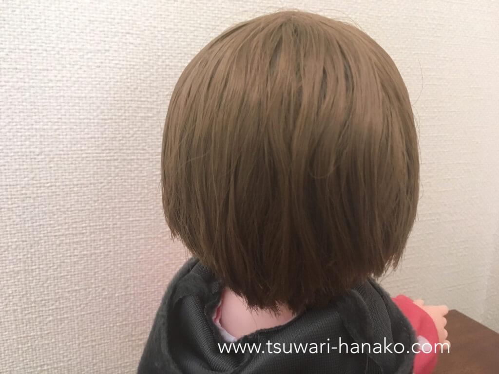 レミンちゃんの髪型