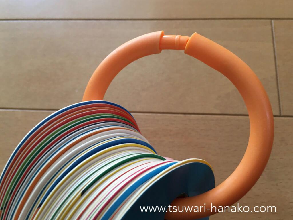 戸田デザイン研究所リングカードのリング
